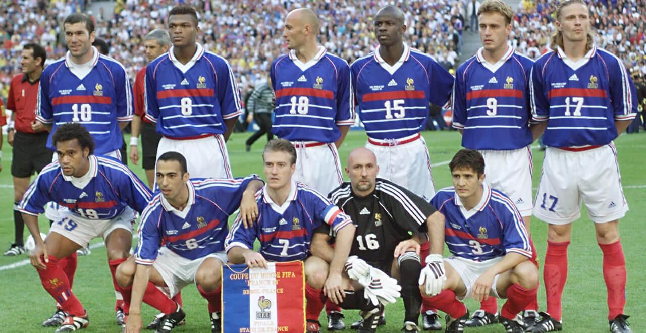 3cffc83f4 As everyone knows, the best France kit of this era was actually the next  iteration of this one, used at Euro 2000. But that one escapes our remit,  ...