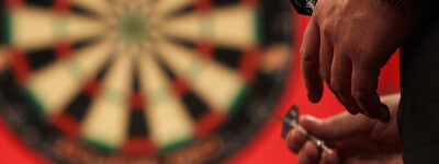 On the oche darts betting the show the game on bet